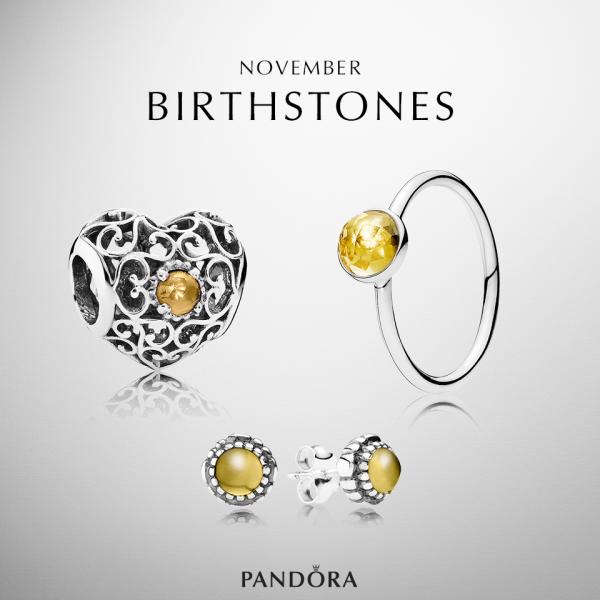 Pandora November
