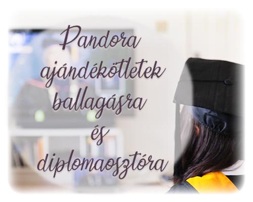 Pandora ajándékötletek ballagásra és diplomaosztóra
